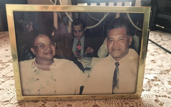 Sabina and William Williams from Malmesbury contracted COVID-19 and died days apart. Picture: Lizell Persens/EWN.