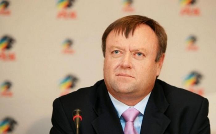 Premier Soccer League CEO Brand de Villiers. Picture: Facebook.com
