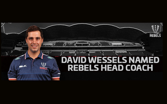 Melbourne Rebels head coach Dave Wessels. Picture: melbournerebels.com