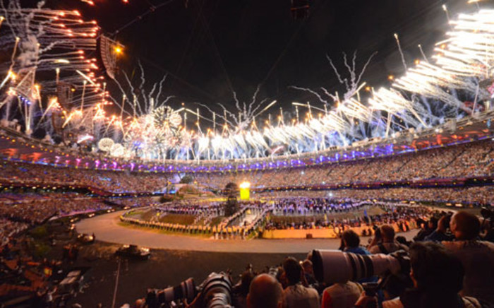 Opening Ceremony of the London 2012 Olympic Games in the Olympic Stadium on 27 July 2012 in England. Picture: Wessel Oosthuizen / SA Sports Picture Agency.