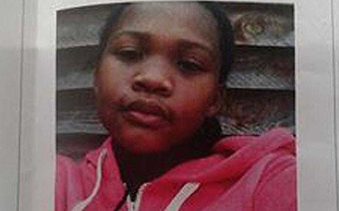 Shamonique Claasen's body was found hidden in a relative's home in Paarl. Picture: Supplied.