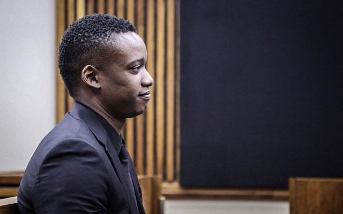 FILE: Duduzane Zuma in the Randburg Magistrate's Court on 26 March 2019 for the start of his culpable homicide trial. Picture: Abigail Javier/EWN