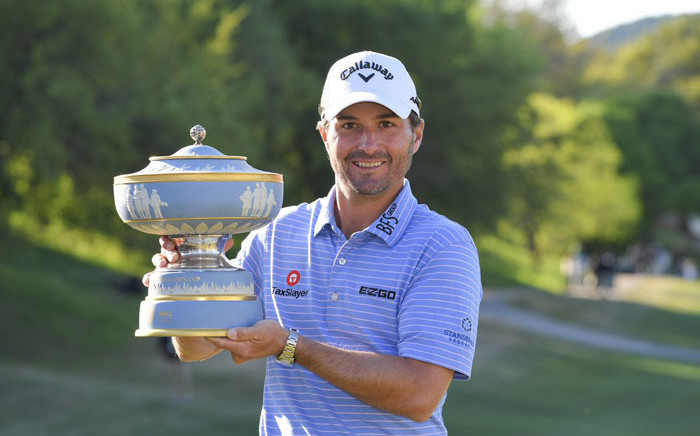 2019 WGC Match Play Championship champion, Kevin Kisner. Picture: @DellMatchPlay/Twitter