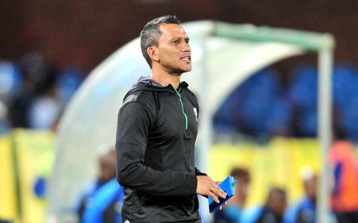 Former Maritzburg United coach Fadlu Davids has joined Orlando Pirates. Picture: Twitter/@Orlandopirates
