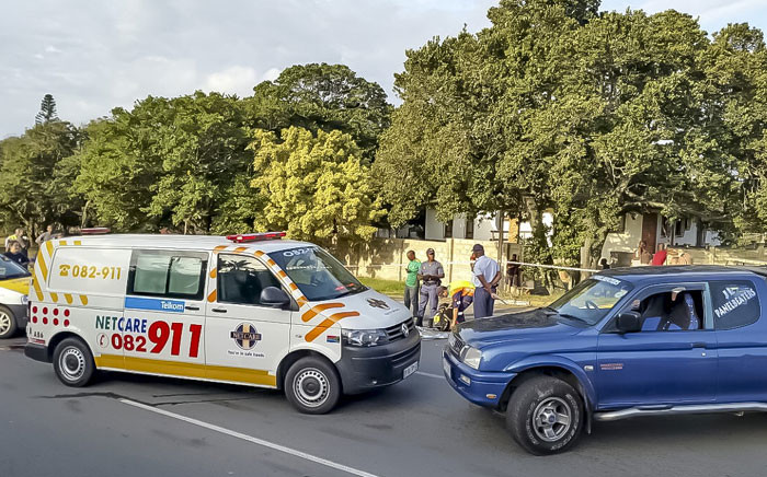 FILE: Motorists travelling between Alrode North and Alrode South have been advised to use alternative routes. Picture: Netcare 911.
