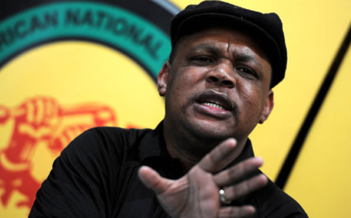 FILE: The ANCYL says it wants Pule Mabe as its next presidents despite the investigation against him. Picture: Sapa