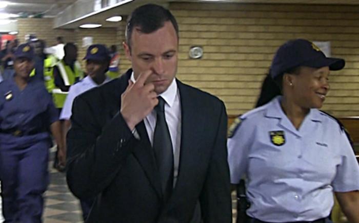 FILE: Oscar Pistorius at the High Court in Pretoria in 2014. Picture: Reinart Toerien/EWN.