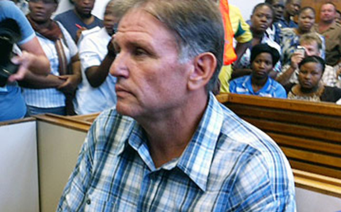 Modimolle murder accused Johan Kotze. Picture: EWN