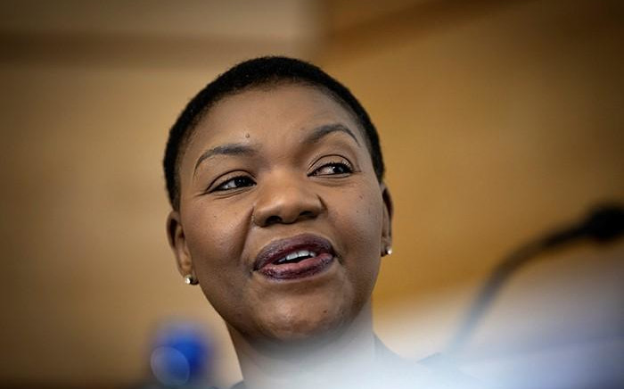 SABC head of news and current affairs Pathiswa Magopeni. Picture: Sethembiso Zulu/EWN