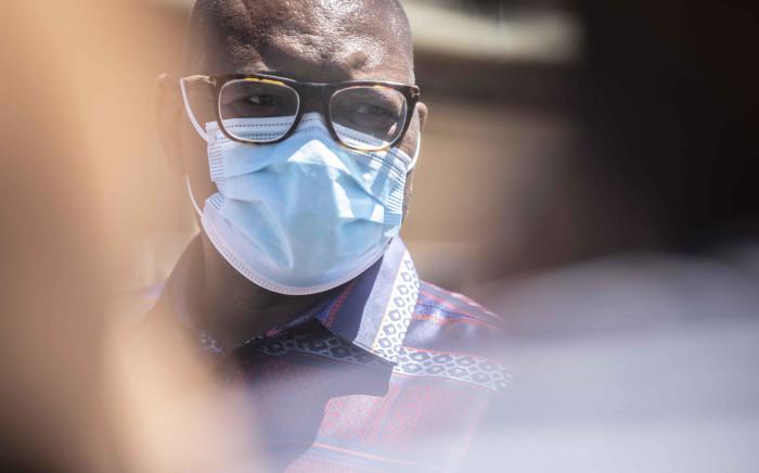 FILE: Gauteng Premier David Makhura. Picture: Abigail Javier/Eyewitness News
