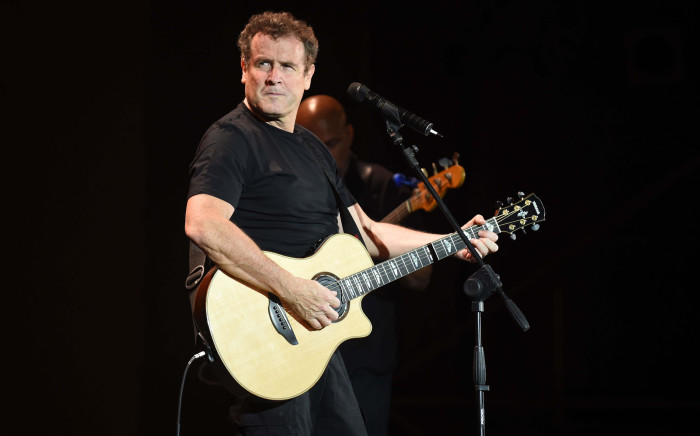Johnny Clegg performs during the 20th edition of the World Sacred Music Festival in Fez, Morocco.  Picture: AFP
