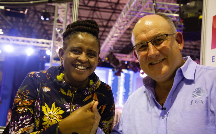 DA federal executive chair Athol Trollip. Kayleen Morgan/EWN