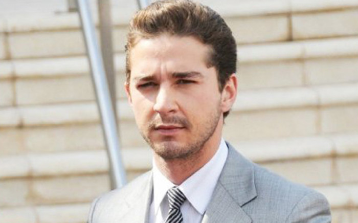 FILE: US actor Actor Shia LaBeouf. Picture: Facebook.
