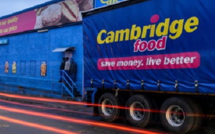 Cambridge Food. Picture: www.massmart.co.za
