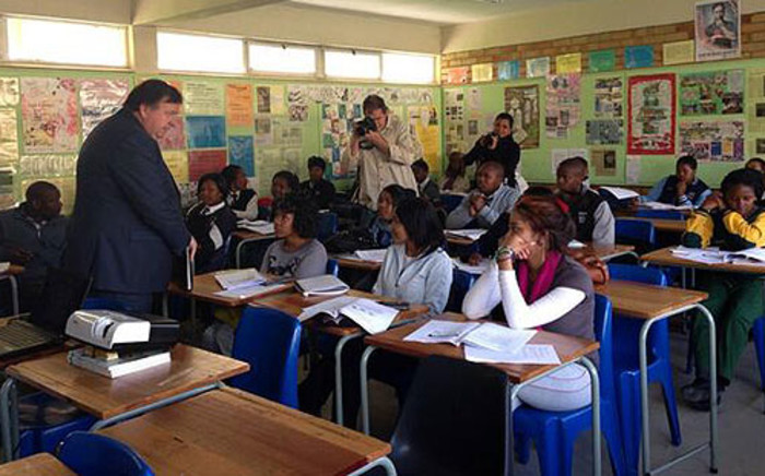 FILE: WC education to investigate an incident in which a learner was sent home for her thick braids. Picture: Carmel Loggenberg/EWN.