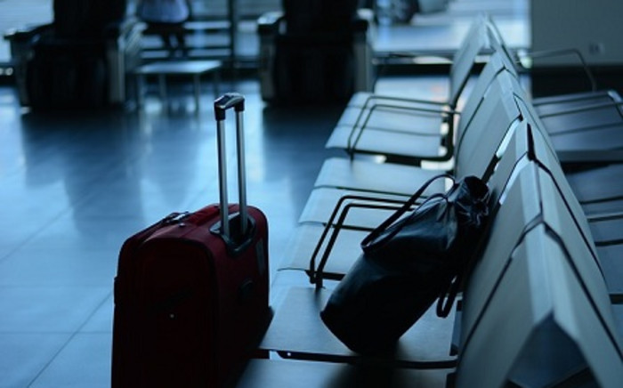 Airport luggage. Picture: AFP