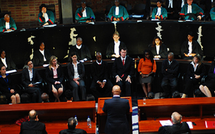 The Constitutional Court.