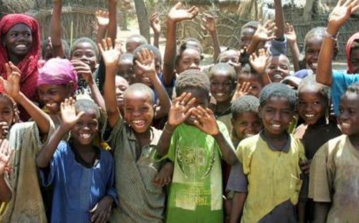 Children in Somalia. Picture: Commons Wikipedia