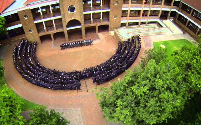 St Davids Marist Inanda in Johannesburg. Picture: Facebook.