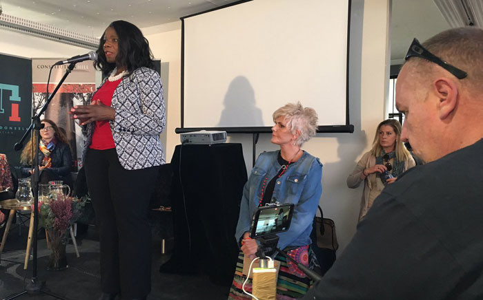 Advocate Thuli Madonsela's foundation hosts the demologues to interrogate the country's democracy on Women's Day. Picture: Katleho Sekgotho/EWN.
