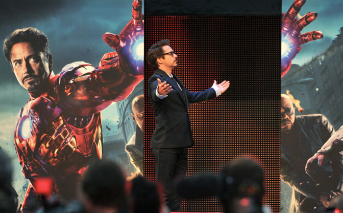 FILE: Robert Downey Jr. arrives for the 'Marvel Avengers Assemble' European premiere in London in 2012. Picture: EPA.