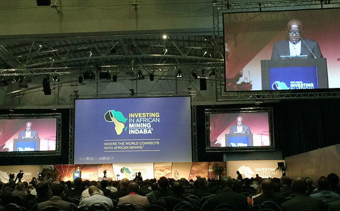 The 2015 Annual African Mining Indaba Conference is underway in Cape Town on 10 February 2015. Picture: Govan Whittles/EWN