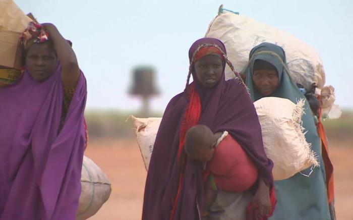 Kenya's forgotten refugees.  Picture: CNN