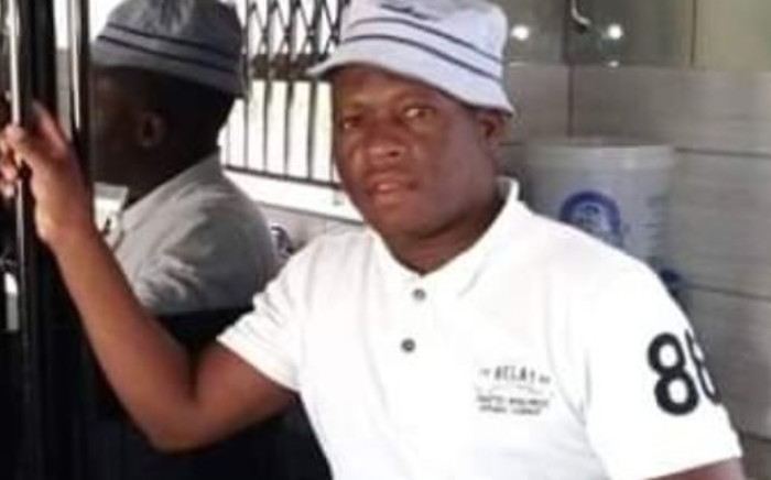 Alexandra resident Collins Khosa died after he was involved in a scuffle with members of the army and JMPD when they accused him of violating COVID-19 lockdown regulations in April 2020. Picture: Supplied