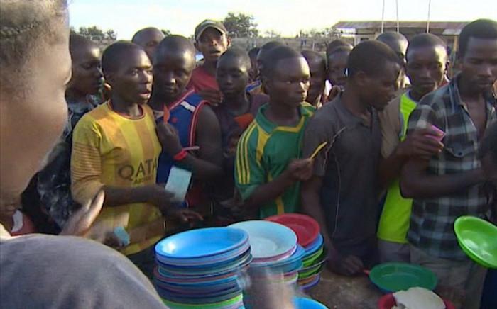 Burundi refugees face cholera crisis. Photo: CNN