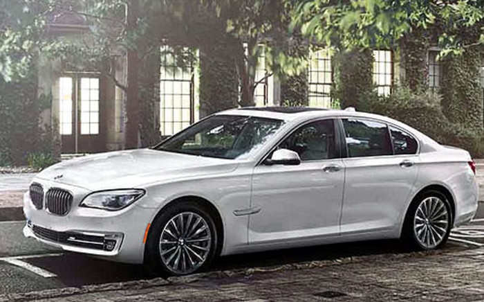Thandi Modise has come under fire for her purchase of a R1.3 million BMW 750i. Picture: BMW