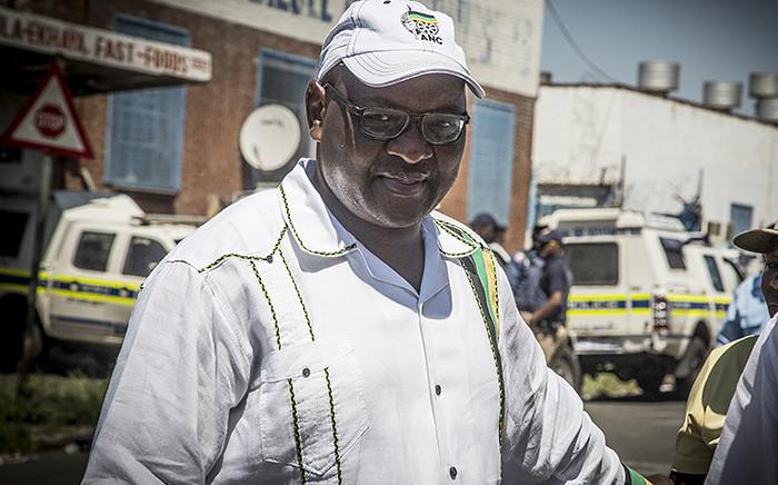 FILE: Gauteng Premier David Makhura. Picture: Reinart Toerien/EWN.