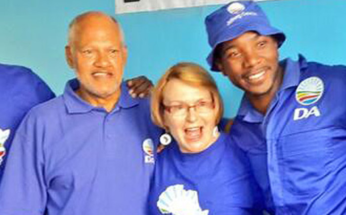 Wilmot James (L) and Mmusi Maimane (R) both intend on competing for Helen Zille's spot as leader of the Democratic Alliance. Picture: @Mabine_Seabe