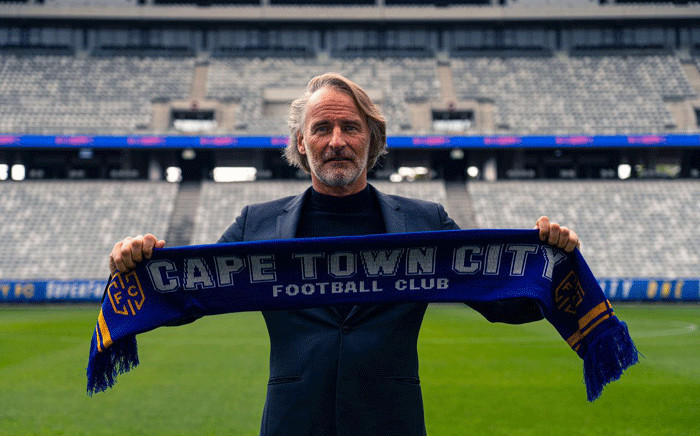 Jan Olde Riekerink. Picture: Cape Town City FC
