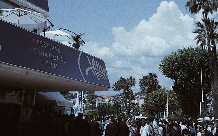 Picture: @Festival_Cannes/Twitter.