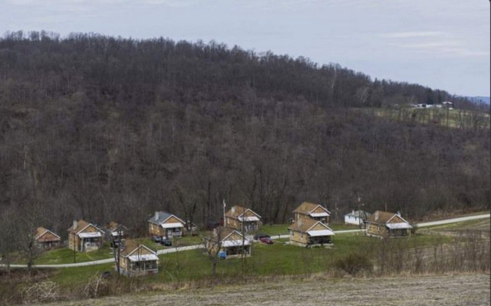 The tiny town of Reduction is up for sale. Picture: @TribWestmoreCo