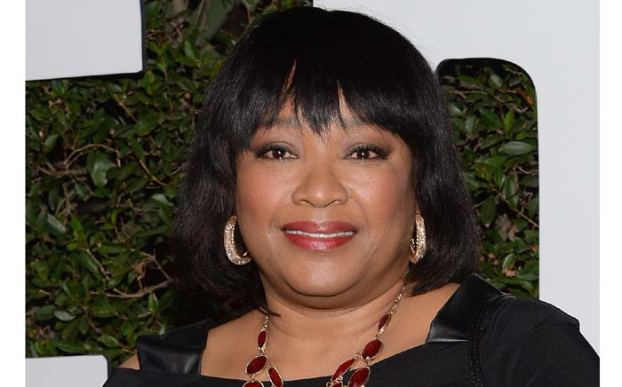 FILE: Zindzi Mandela at the premiere of 'Mandela: Long Walk To Freedom' in Hollywood in 2013. Picture: AFP