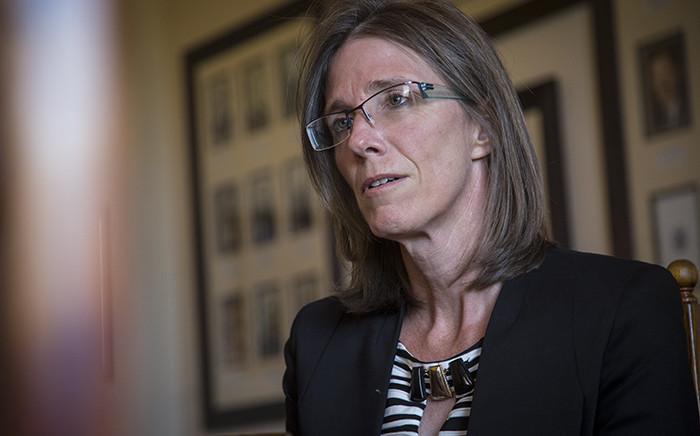 FILE: Former hostage Yolande Korkie. Picture: Reinart Toerien/EWN