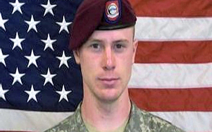 Army sergeant Bowe Bergdahl was released by The Taliban in Afghanistan after spending nearly five years in captivity. Picture: Supplied.