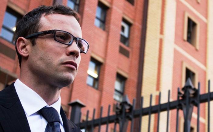 Oscar Pistorius leaves the North Gauteng High Court in Pretoria on 7 August 2014. Picture: Christa Eybers/EWN.
