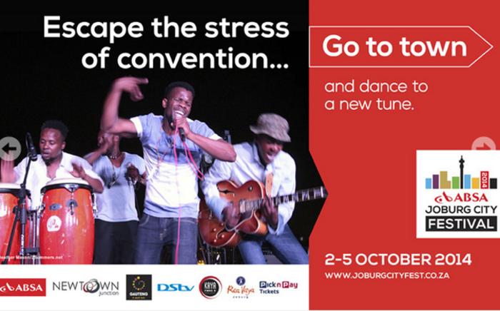 The Joburg City Festival forms part of the regeneration of the Johannesburg CBD with nine main performances. Picture: www.joburgcityfest.co.za