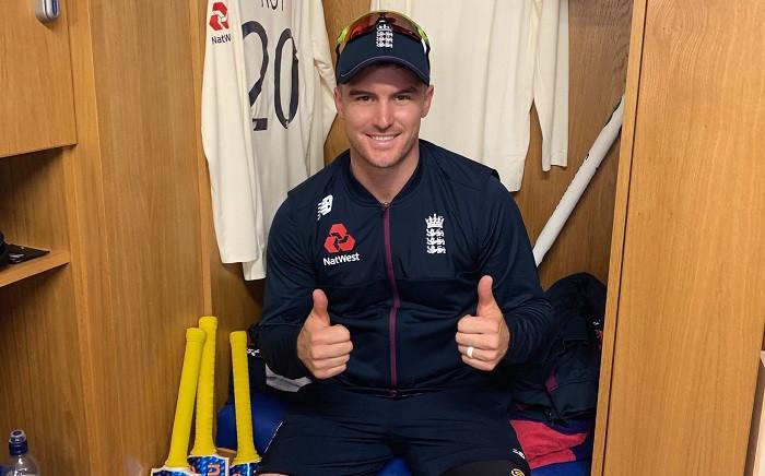 England batsman Jason Roy. Picture: @JasonRoy20/Twitter