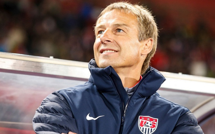 US Football coach Jurgen Klinsmann guided his team to the last-16 at the 2014 Fifa World Cup in Brazil. Picture: Facebook.com