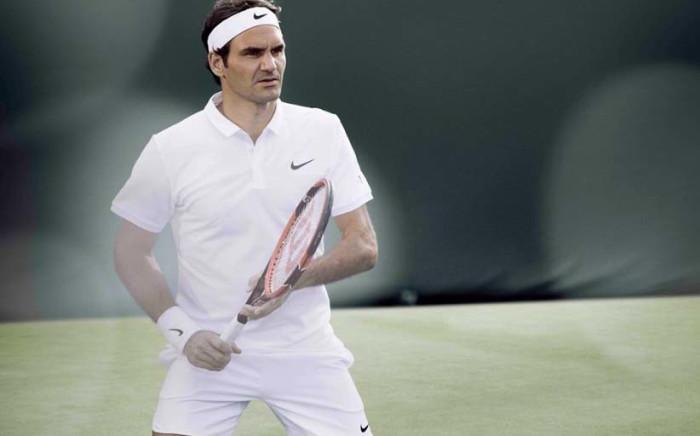 File: Roger Federer. Picture: Facebook.com