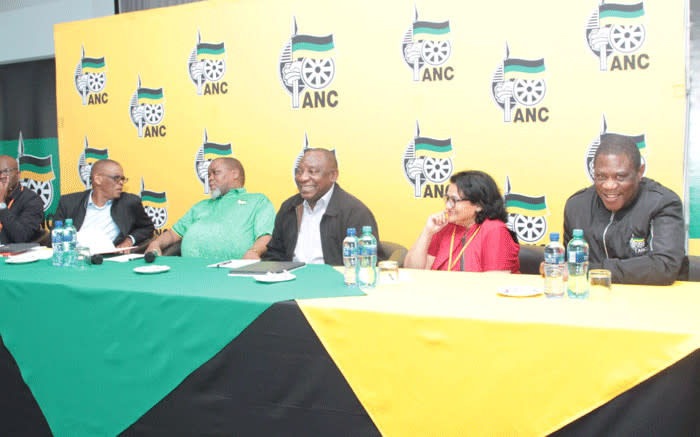 Will it be fireworks or a stalemate at the ANC's NEC meeting? - Eyewitness News
