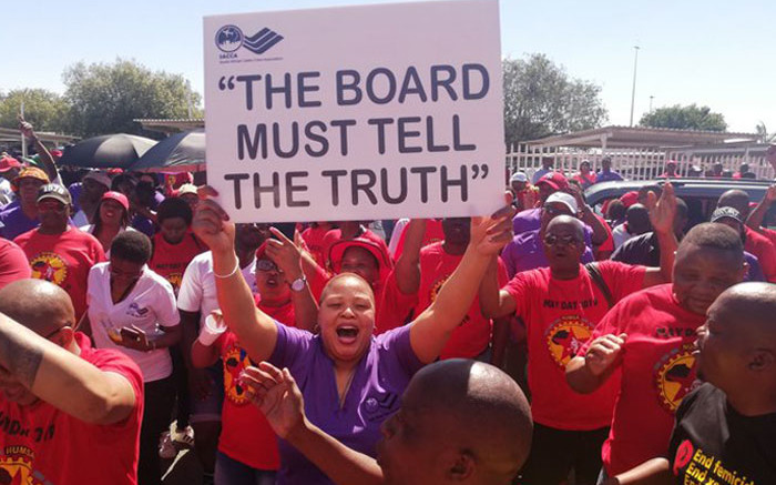 Unions set to intensify SAA strike after talks break down - EWN