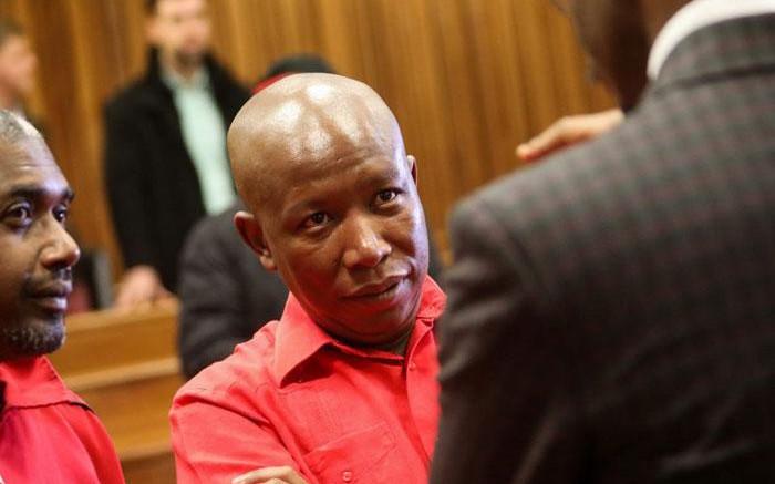 EFF vra ConCourt vir duidelikheid oor PP se magte, afdwinging van regstellende aksie - EWN