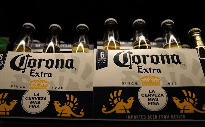 Corona beer maker AB InBev's Q1 profits hit by coronavirus - Eyewitness News