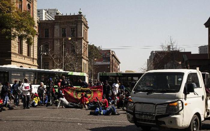 Munisipale werkerstaking kos Stad Tshwane R500 miljoen - EWN