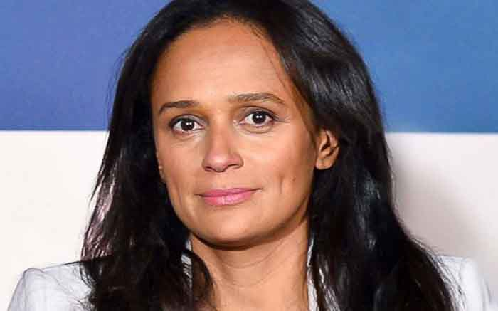 <b>Angola's ex first daughter Isabel dos Santos charged with fraud</b>