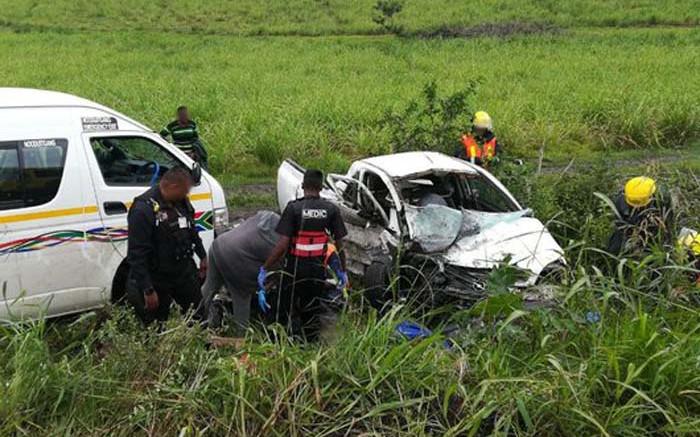 5 killed, several others injured in crash near Durban - EWN